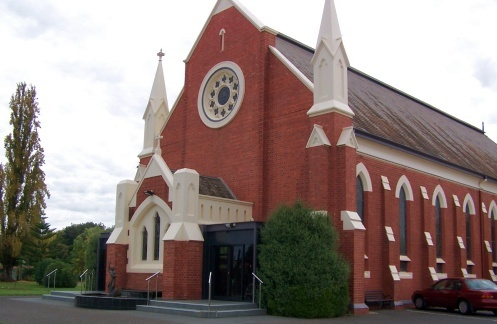 St Brendans Church, Shepparton